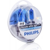 Автолампа Philips 12342DVS2 H4 Diamond Vision