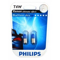 Philips 12929BVB2 T4W BlueVision - Автолампа