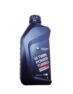 BMW M TwinPower Turbo Longlife-01 SAE 0W-40 1л