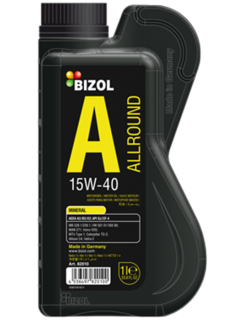 BIZOL Allround SAE 15W-40 1литр