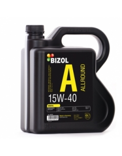 BIZOL Allround SAE 15W-40 4литра