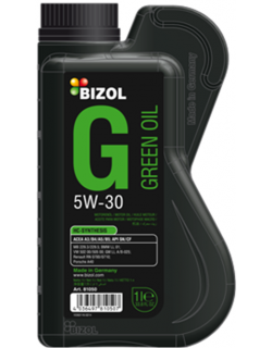 BIZOL Green Oil Ultrasynth SAE 5W-30 1литр