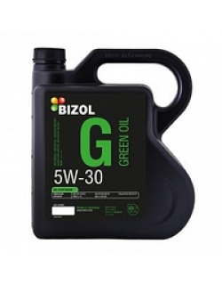 BIZOL Green Oil Ultrasynth SAE 5W-30 4литра
