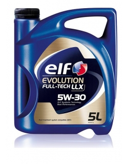 ELF EVOLUTION FULLTECH 5W30 5л