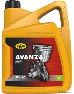 Kroon Oil AVANZA MSP 5W-30, 5 л (KL 33496)