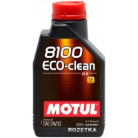 MOTUL 8100 ECO-CLEAN 0W-30 1л