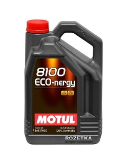 MOTUL 8100 ECO-CLEAN 0W-30 5л