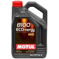 MOTUL 8100 ECO-NERGY 0W-30 5л